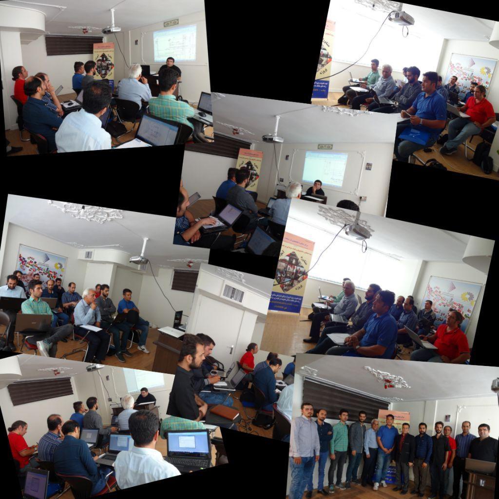 پنجمین کارگاه تخصصی لیفت دیزاینر برگزار شد